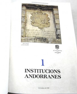 INSTITUCIONS ANDORRANES