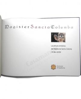MAGISTER SANCTA COLUMBA