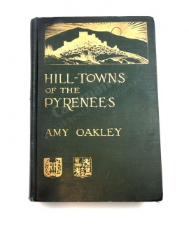 HILL-TOWNS OF THE PYRENEES