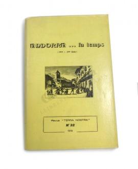 ANDORRA…FA TEMPS (1ª i 2ª sèrie)