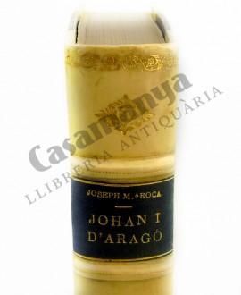 JOHAN I D'ARAGO