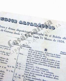 BOLETIN OFICIAL DE LA PROVINCIA DE GERONA