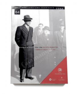 XAVIER PLA I PUJOL (1906-1996) : ESCRITS, PROJECTES I OBRES D'ARQUITECTURA