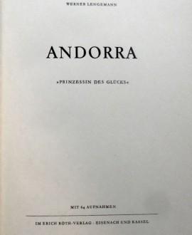 """ANDORRA: PRINZESSIN DES GLÜCKS """"DAS GESICHT DER VÖLKER"""""""