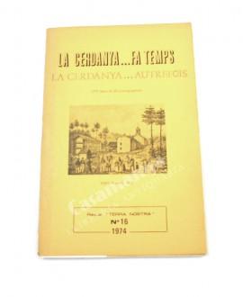 LA CERDANYA... FA TEMPS    LA CERDANYA ... AUTREFOIS Revista TERRA NOSTRA Nº16