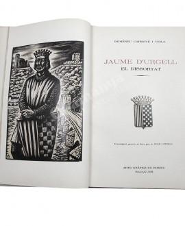 JAUME D'URGELL EL DISSORTAT