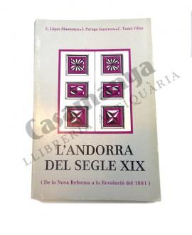 L'ANDORRA DEL SEGLE  XIX