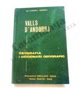 VALLS D'ANDORRA