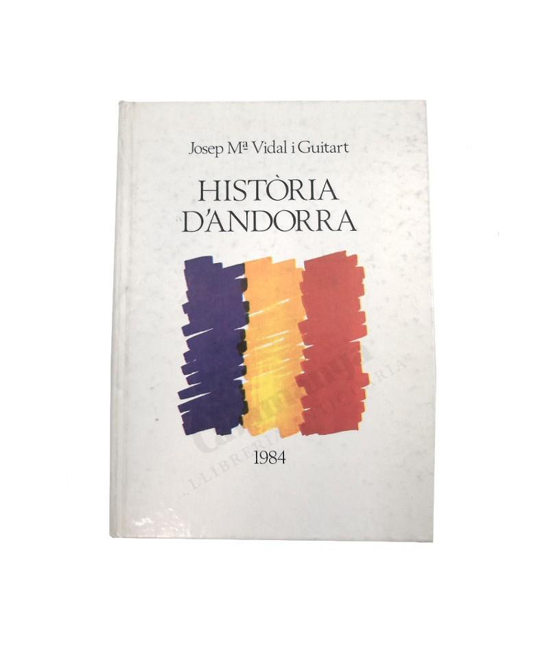 HISTORIA D'ANDORRA