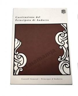 COSTITUZIONE DEL PRINCIPATO DI ANDORRA