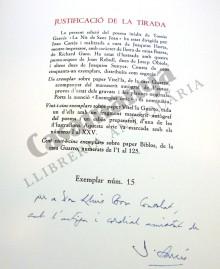 LA NIT DE SANT JOAN old books andorra