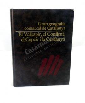 GRAN GEOGRAFIA COMARCAL DE CATALUNYA