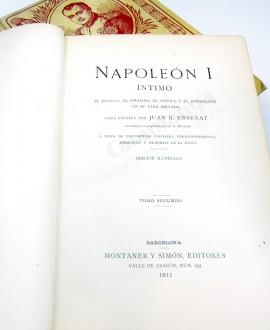 NAPOLEON I 2 VOL