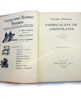FABRICACIÓN DE CHOCOLATES