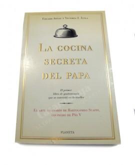 LA COCINA SECRETA DEL PAPA