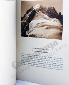 les panoramas du mont blanc