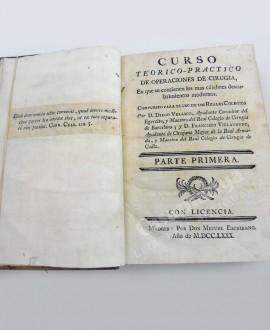 CURSO TEORICO PRACTICO DE OPERACIONES DE CIRUGIA