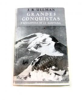 GRANDES CONQUISTAS  ENCICLOPEDIA DE LA MONTAÑA