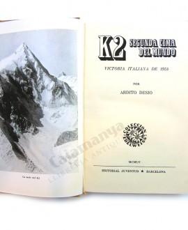 K2 SEGUNDA CIMA DEL MUNDO