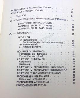 ESTUDIO SOBRE EL DIALECTO ARANES