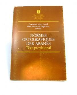 NORMES ORTOGRAFIQUES DER ARANES